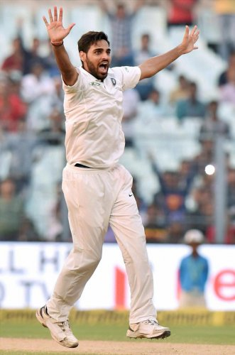Bowling with Kookaburra will be a challenge: Bhuvi