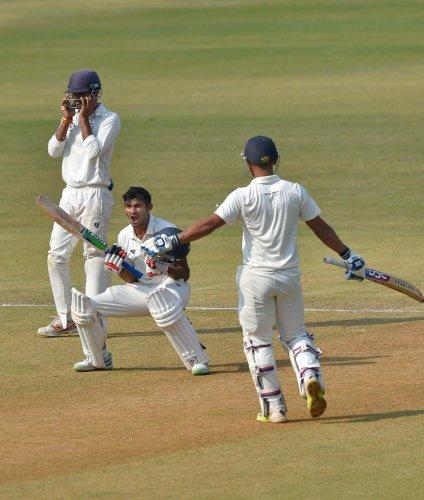 Batsmen put Vidarbha in command