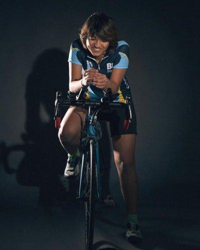 Pune girl aims to cycle around the globe