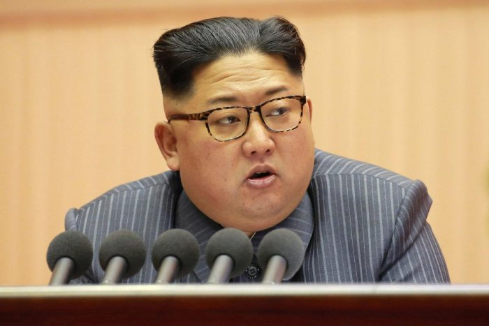 Kim Jong-Un calls on North to mass-produce nukes, missiles