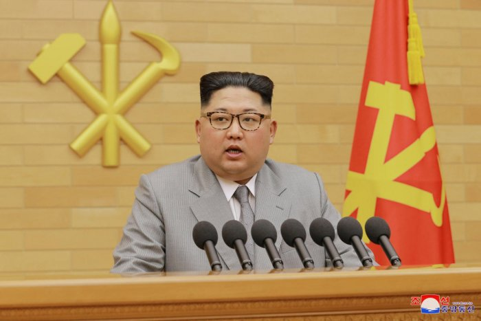 Kim says NKorea may participate in South's Winter Olympics