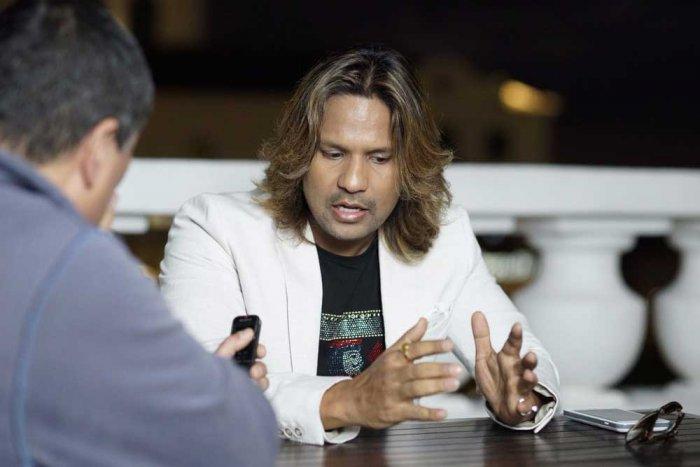 Bihari actor creates a buzz in Latin American film industry