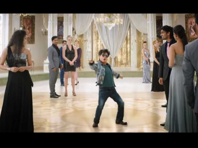 Watch: Shah Rukh Khan channels his dwarf avatar in 'Zero'