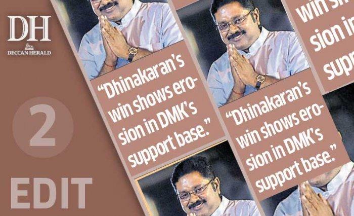 TTV win may lead to churn in TN politics