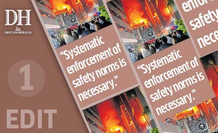 Mumbai fire result of criminal negligence