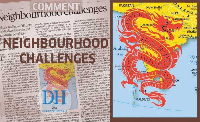 Neighbourhood challenges
