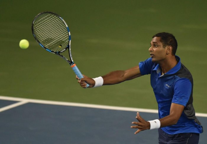 Ramkumar marches into second round