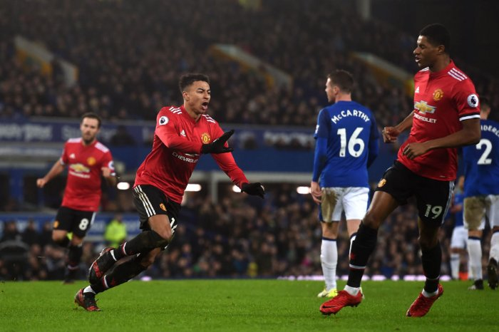 Martial and Lingard put United back on track