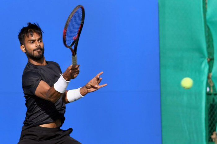 TATA Open: Nagal ousted in opener