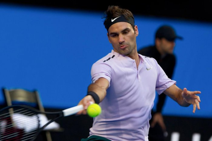 Hopman Cup: Superb Federer leads Swiss charge