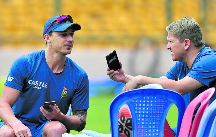 'Steyn unlikely for first Test'