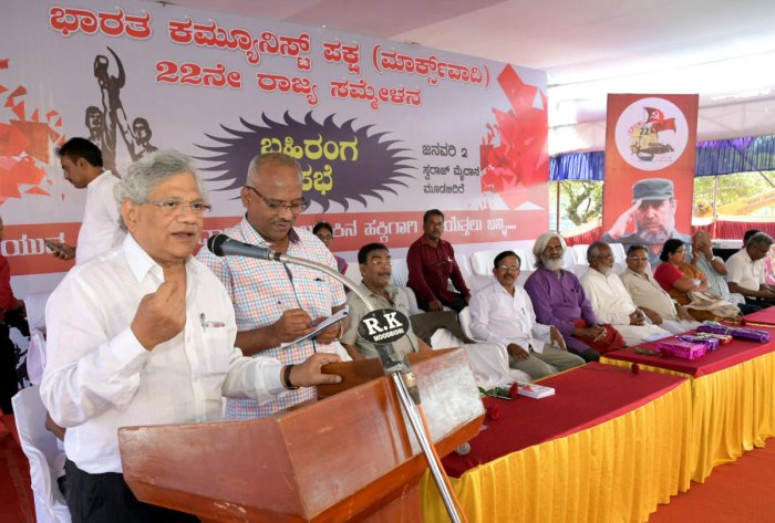 Law making is a serious business, not propaganda, says Yechury