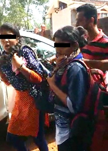 Moral policing: 3 held for assaulting students
