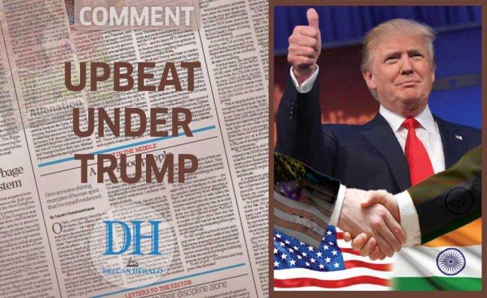 Upbeat under Trump
