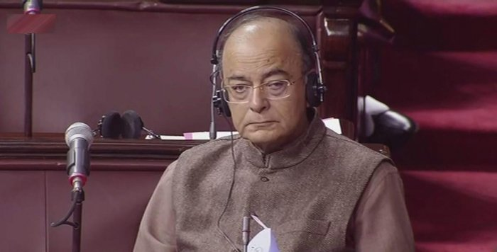 Congress has double standards on triple talaq bill: Jaitley