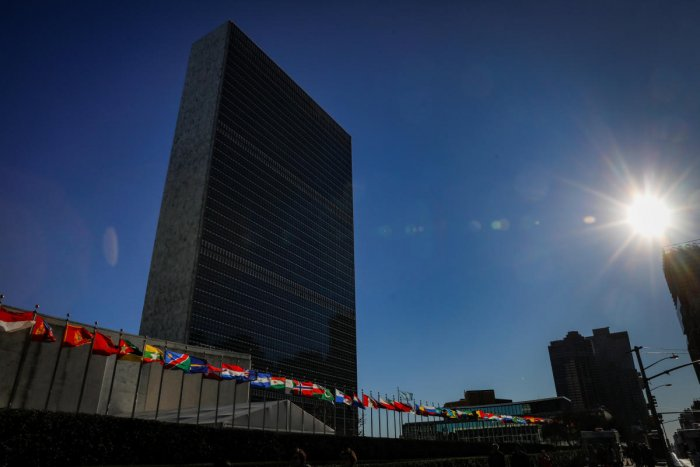 UN system not allowing to make Hindi one of the UN languages