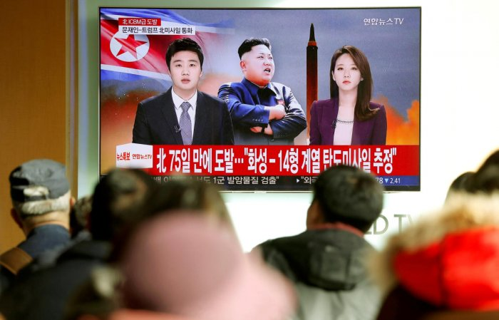 North Korea's chilling new weapon: ICBM made of ice