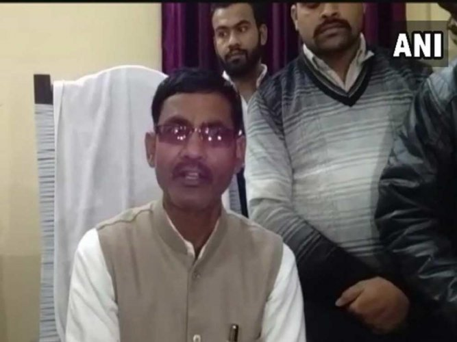 BJP MLA says 'India for Hindus', seeks to wriggle out of controversy