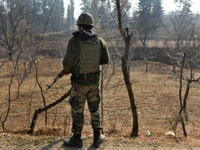 Jammu: Pak firing on border kills BSF jawan on birthday