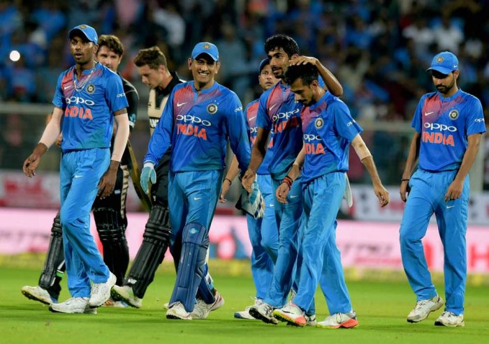 Even clean sweep can't dethrone India