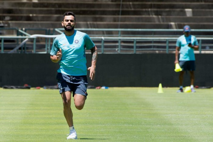 India brace up for test by fire