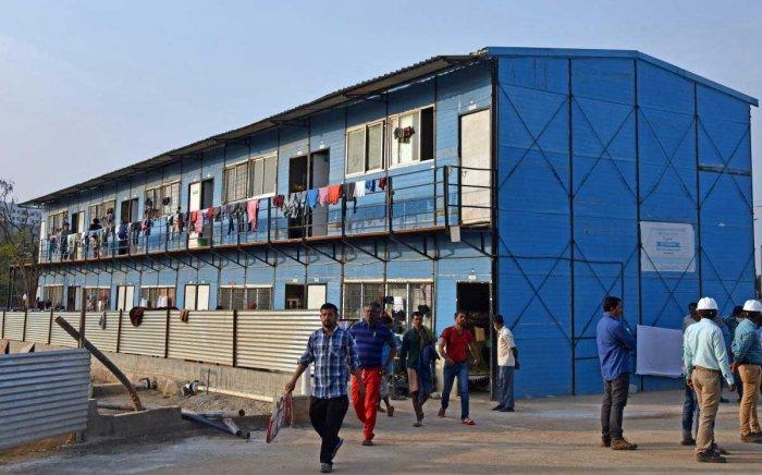 Cholera outbreak: health dept screens labourers