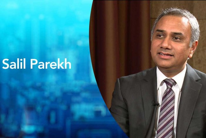 Infy CEO Parekh's pay 28% lower than Sikka's