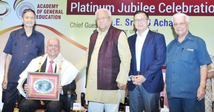 Revolutionise education system in India: Nagaland guv