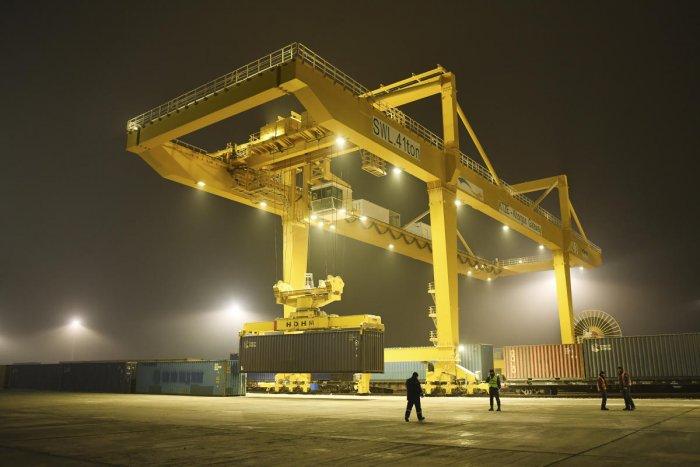 China's new 'port' in landlocked Kazakhstan