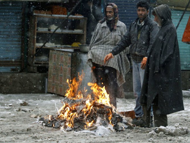 Five die due to extreme cold in western UP