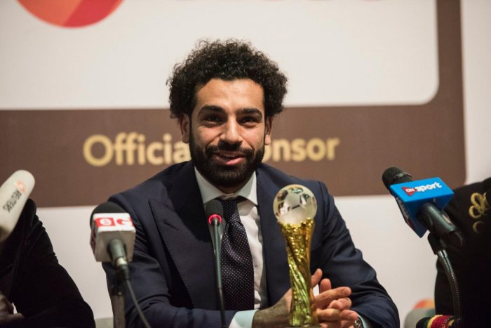 Salah wins African Player of the Year