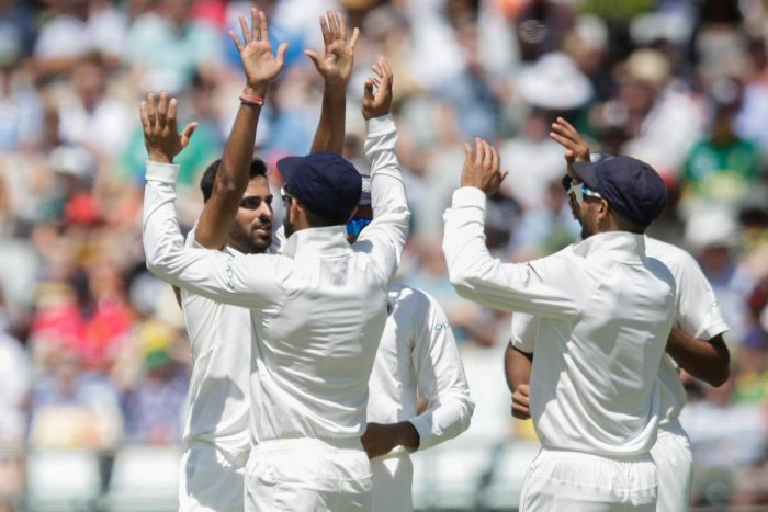 Bowlers call the shots on day one