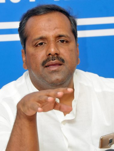 Conspiracy being hatched to defame me, says Khader