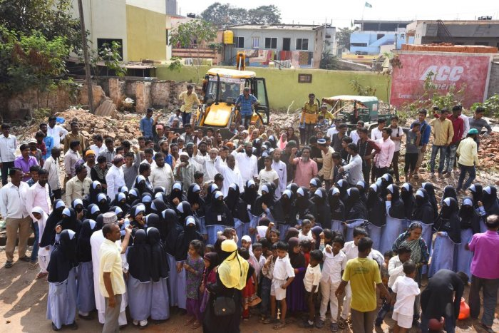Objection raised for Indira Canteen site