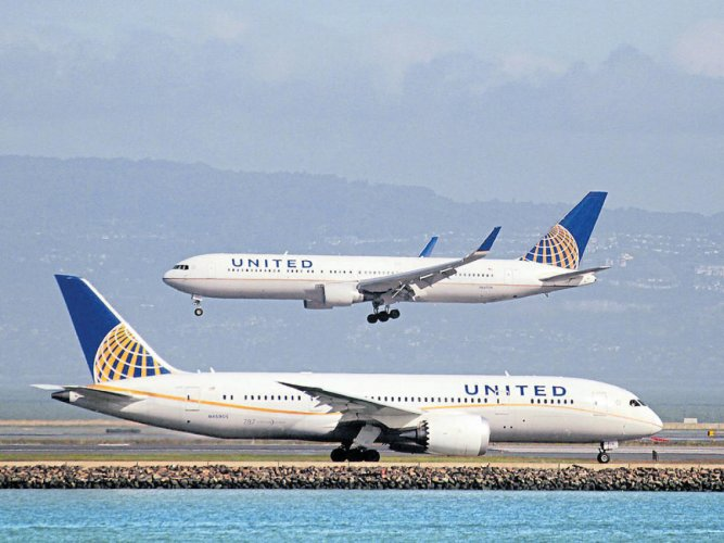 United flight diverted to Alaska after man spreads feces in lavatories