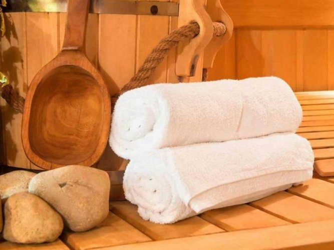 30-minute sauna bath may influence a person's health: study