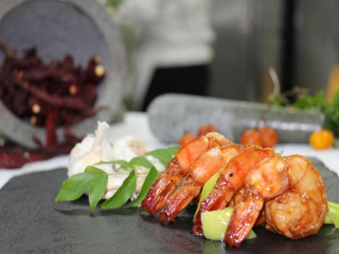 Muslims should avoid eating prawns, says a fatwa