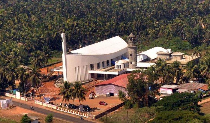 Boat shaped church: Kalmady parishioners' dream comes alive