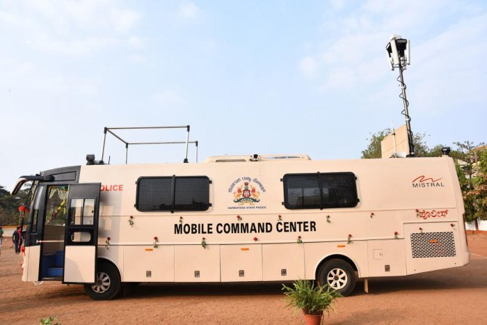 Hubballi city police get new weapon for surveillance