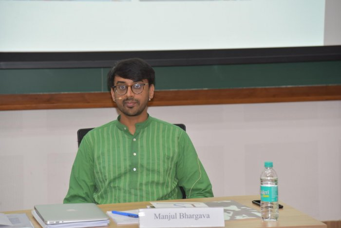 Students must learn about country's true legacy in maths, not myths: Manjul Bhargava