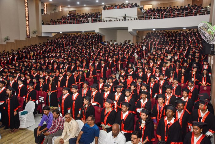 K'taka among states faring better in higher education