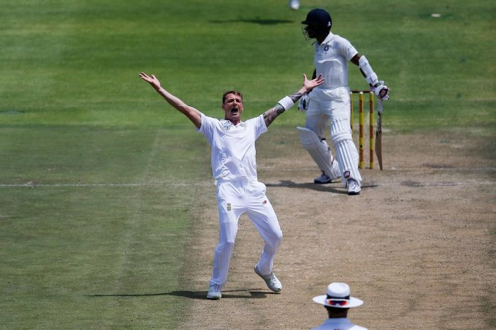 Injured Steyn ruled out of Test series