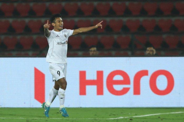 NorthEast United return to winning ways