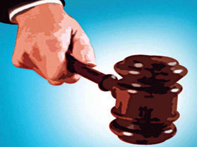 Judge passes 111 orders on New Year's Day