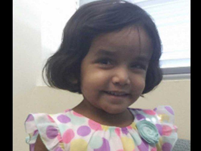 Sherin Mathews death: Indian govt suspends US adoption agency