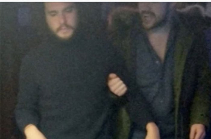 Kit Harington thrown out of a bar in New York