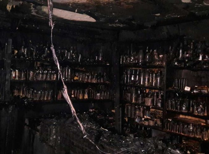 Five dead after fire breaks out at restaurant in Bengaluru's KR Market