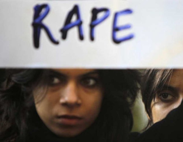5-year-old girl raped in UP