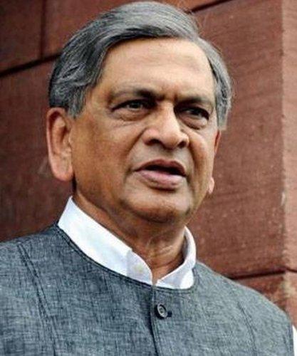 SM Krishna likely to attend Mandya district leg of Parivartana rally