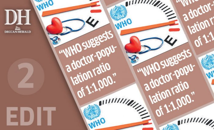 Worrying shortage of specialist docs